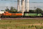 BNSF Geeps